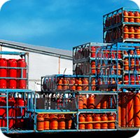 Concorde Specialty Gases is your single source provider for pick up, transport, emptying, cleaning and refilling of gas cylinders.