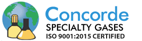 Concorde Specialty Gases - ISO 9001:2015 Certified